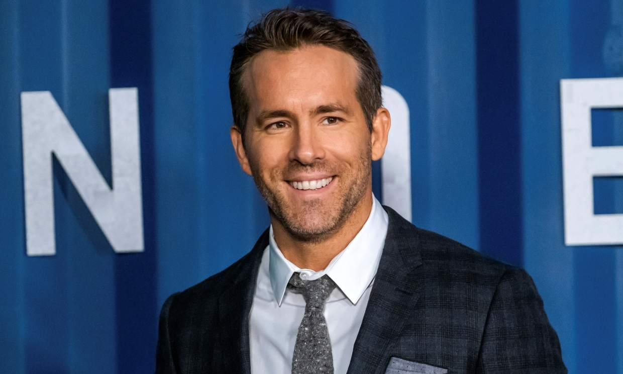 Ryan Reynolds - Cortesía