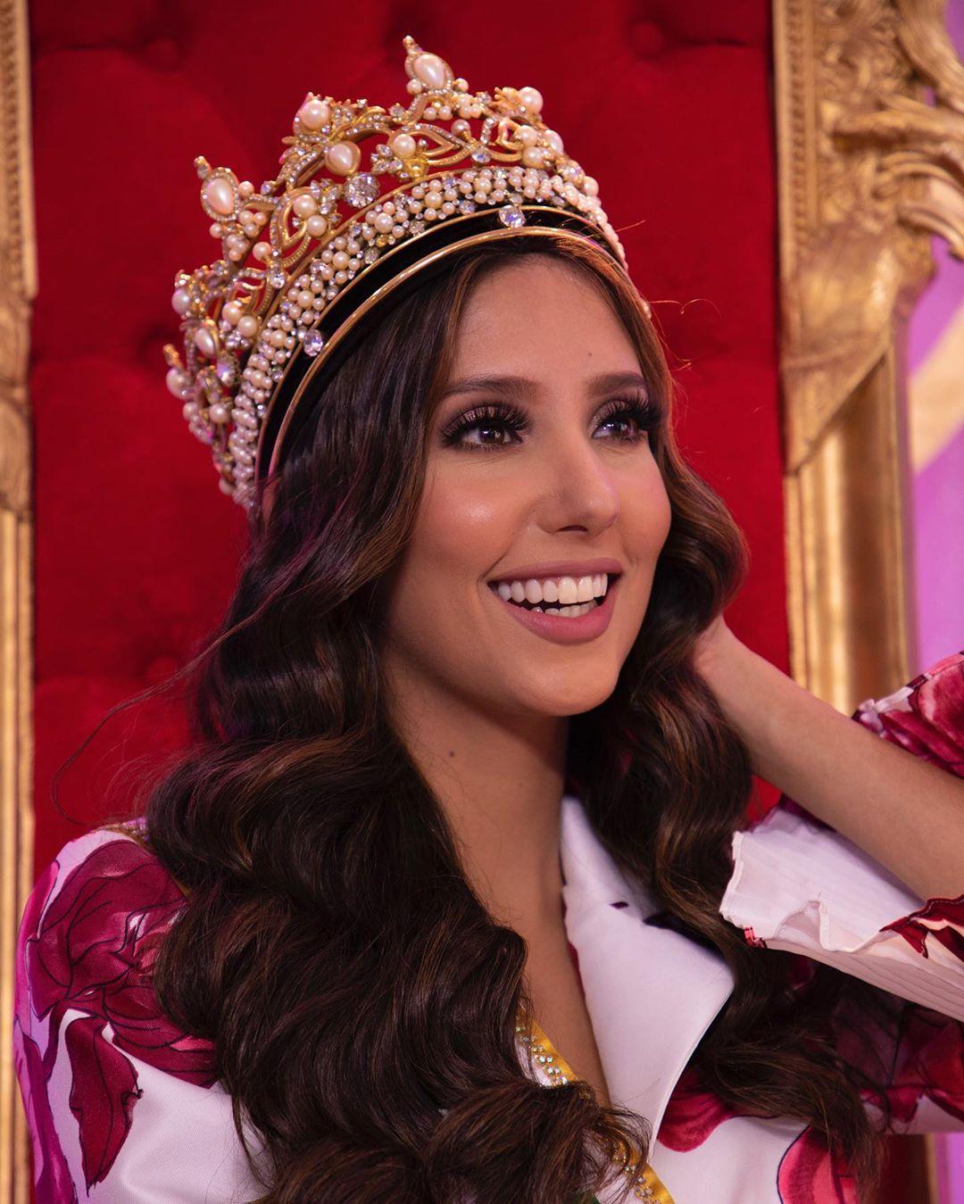 Miss International Venezuela, Isbel Parra - Cortesía