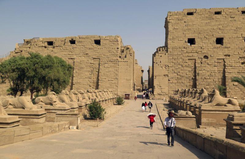 Saqqara - Cortesía