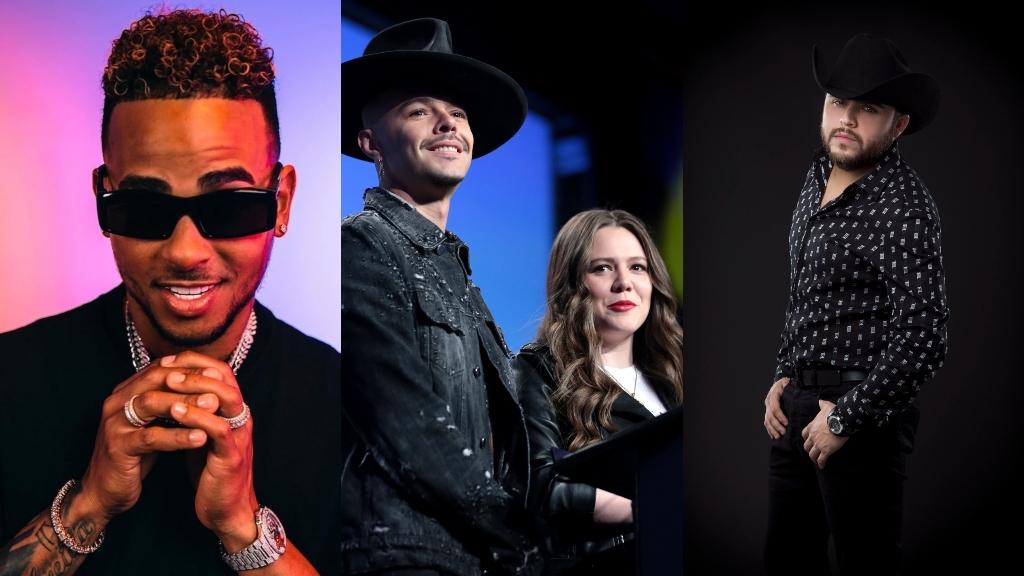 Artistas para los Billboards 2020
