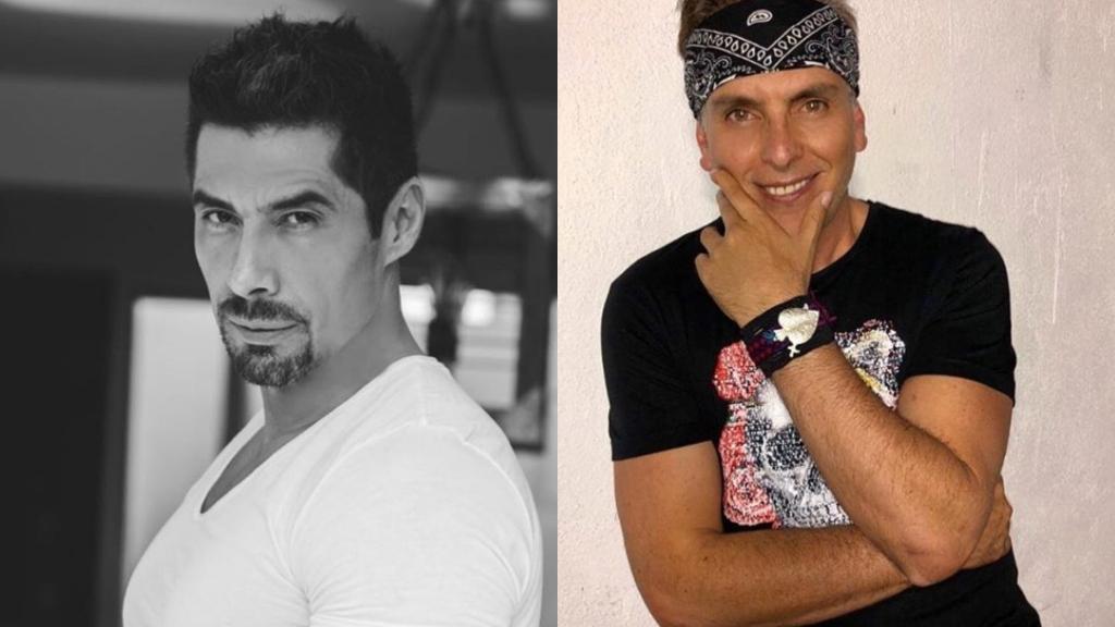 Charly López y Xavier Ortiz-Foto-Cortesía