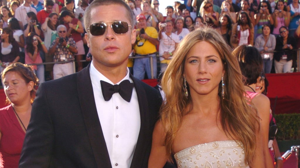 Jennifer Aniston y Brad Pitt- Foto-Cortesía (1)