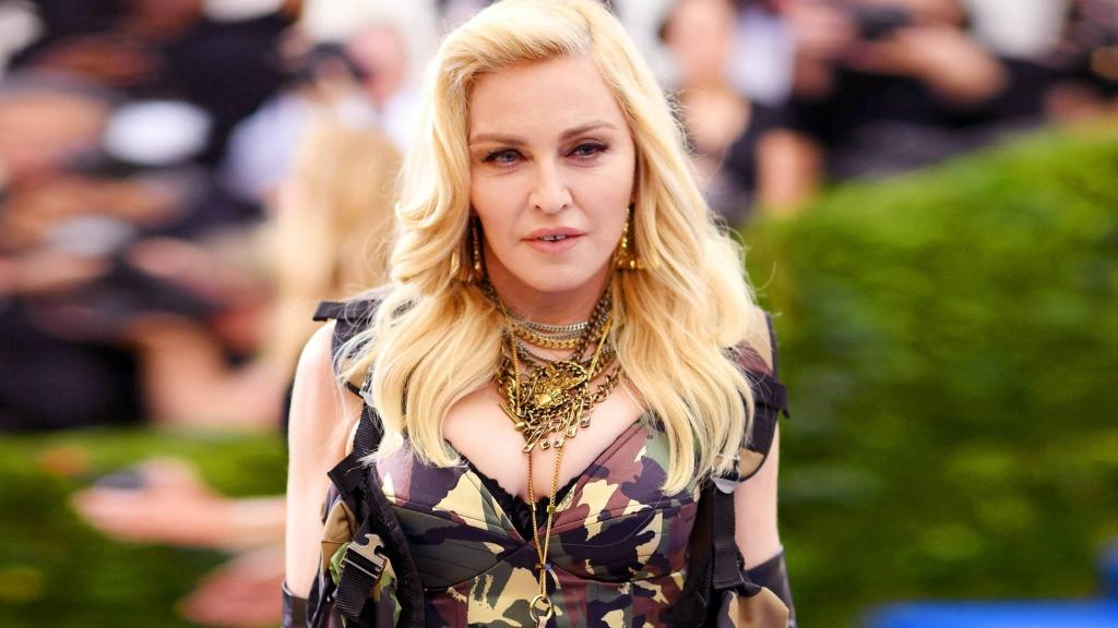 Madonna-biopic