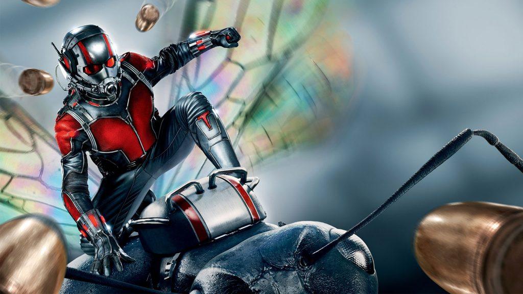 Ant-Man - Cortesía