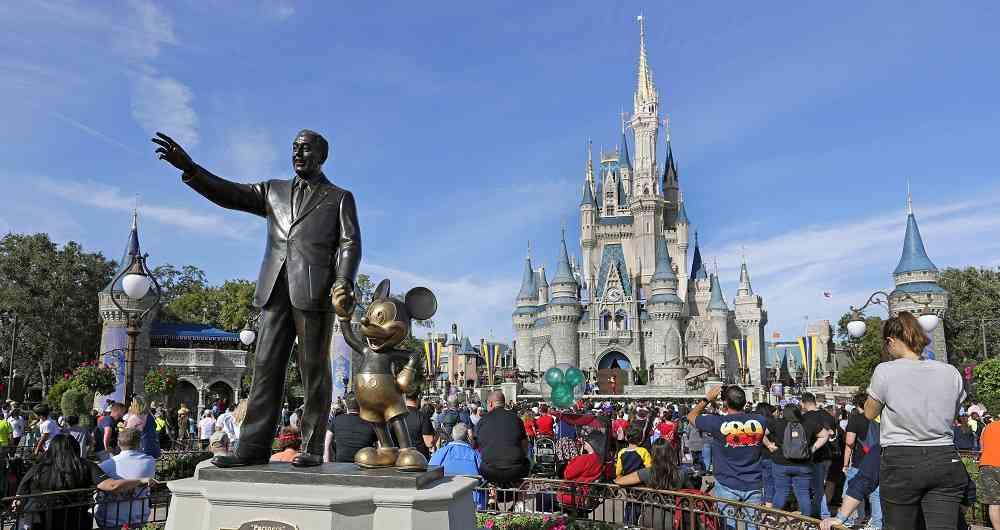 Disneyland - Cortesía