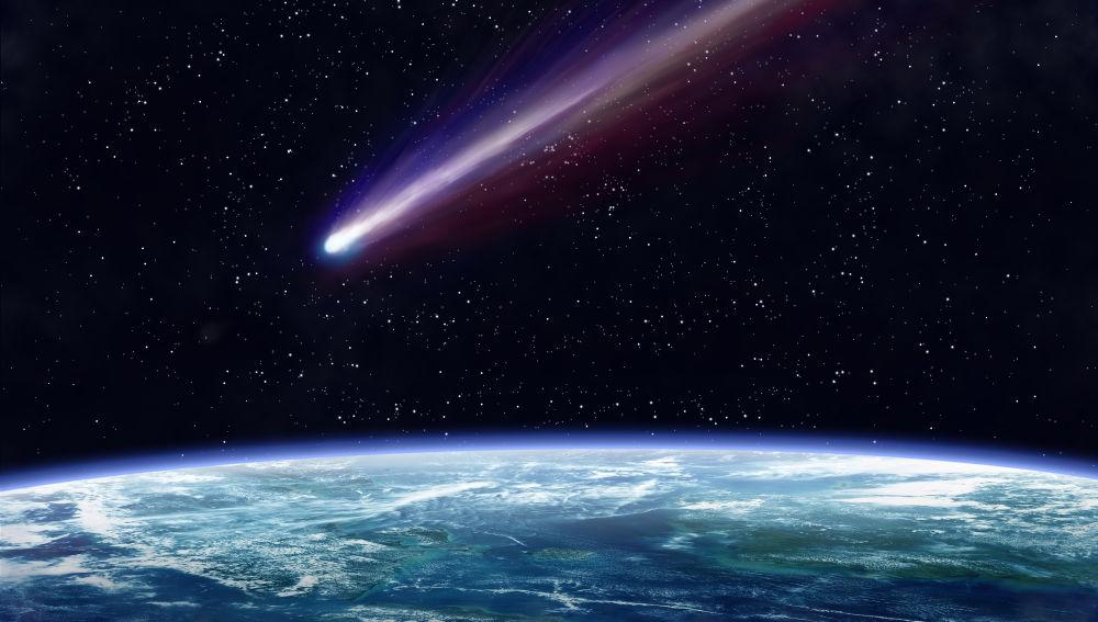 Asteroide - Cortesía