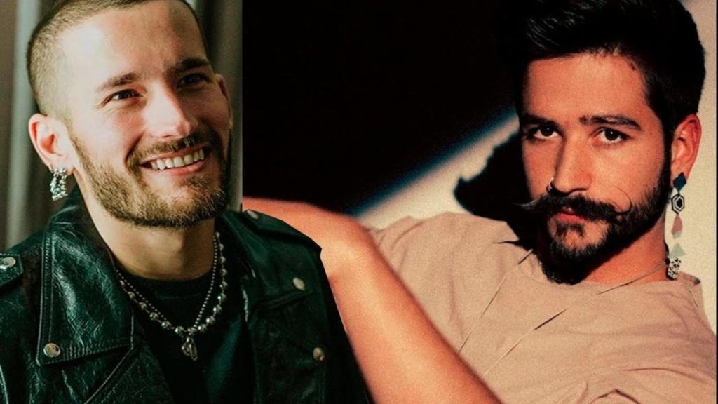 Camilo Echeverry y Ricky Montaner- Foto Cortesía