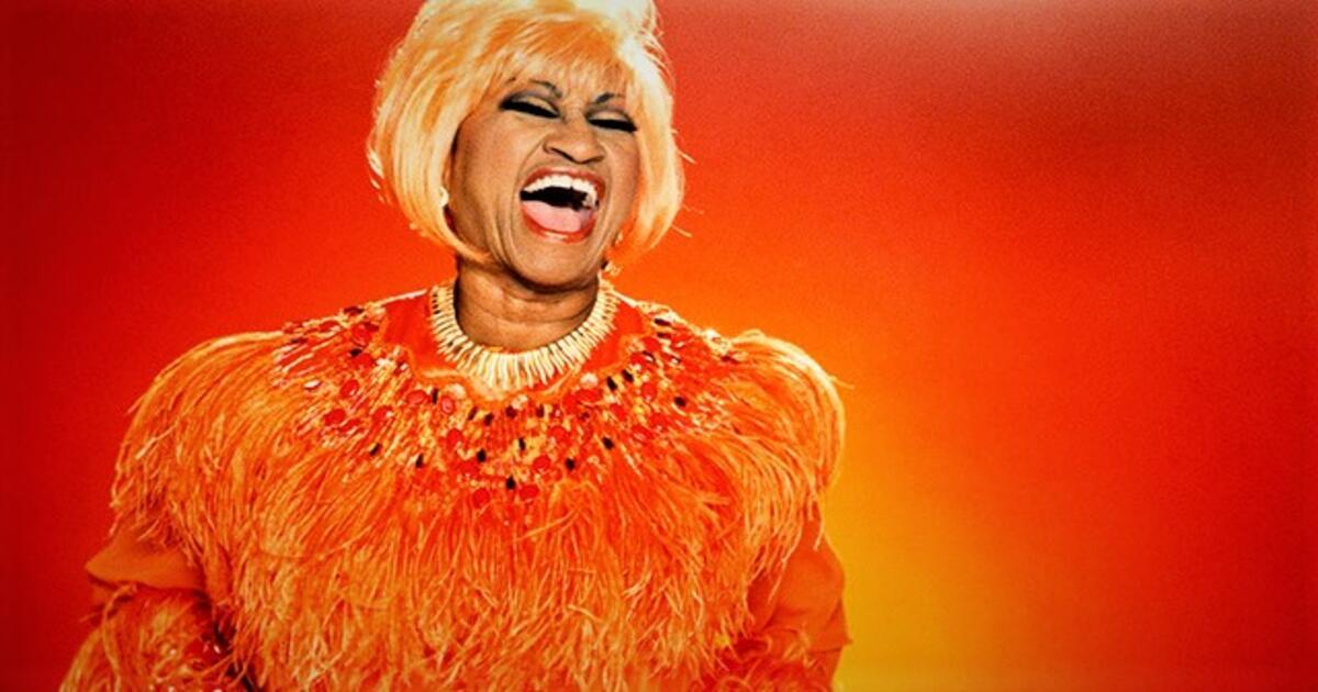 Celia Cruz Foto- Cortesía
