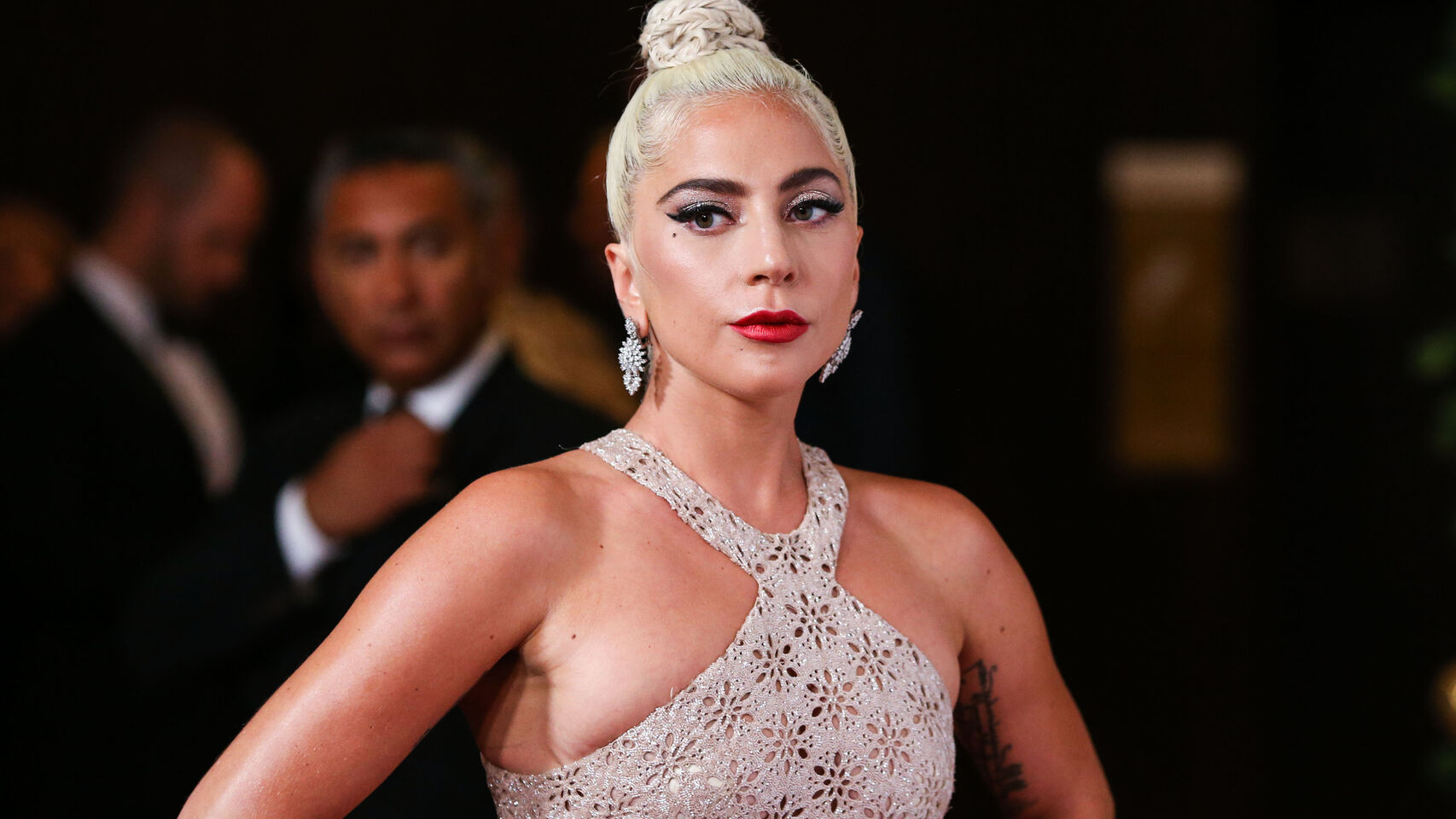 Gaga - cortesía