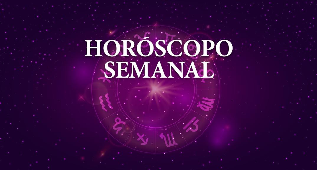 Horóscopo semanal - Cortesía