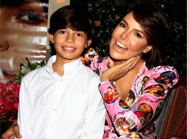 Josemith Bermúdez y hijo- Foto Cortesía