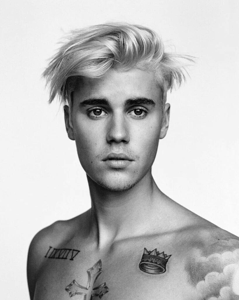 Justin Bieber Foto Cortesía
