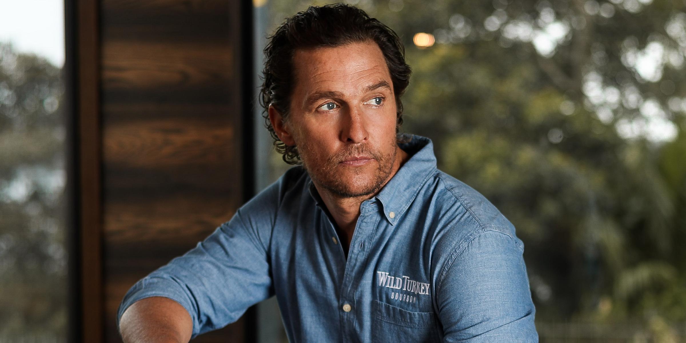 Matthew McConaughey- Foto Cortesía