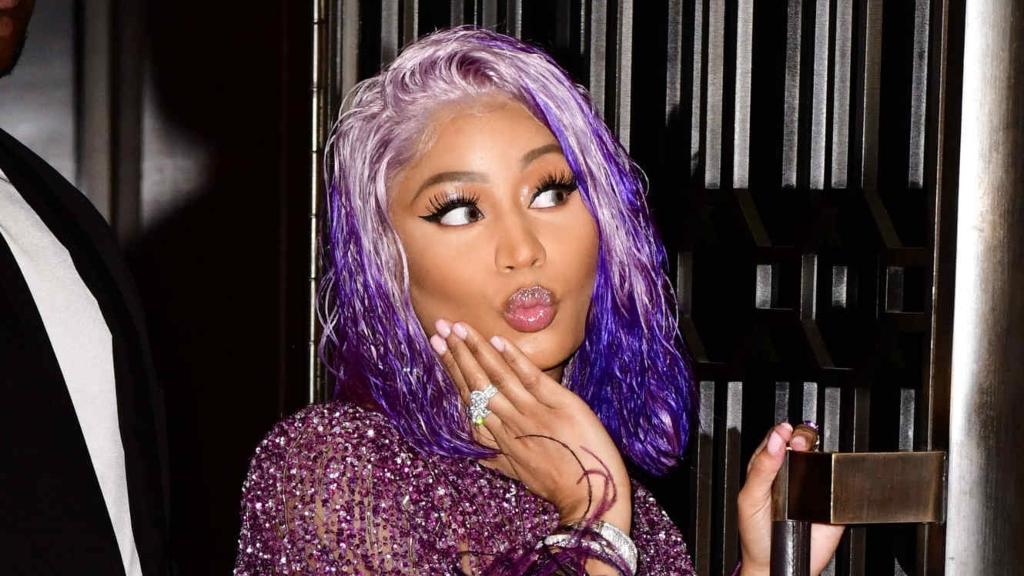 Nicki Minaj- Foto Cortesía