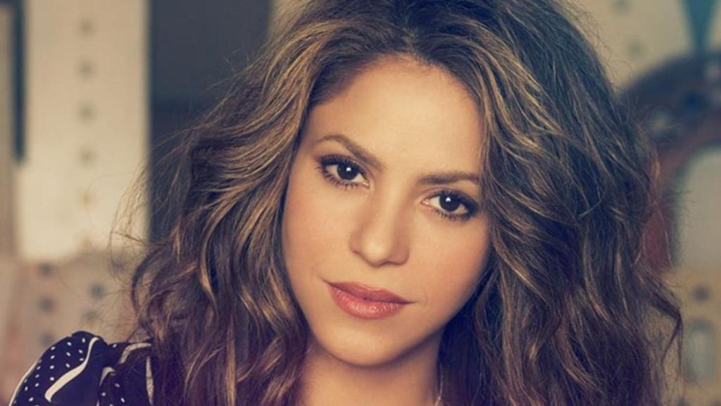Shakira- Foto Cortesía