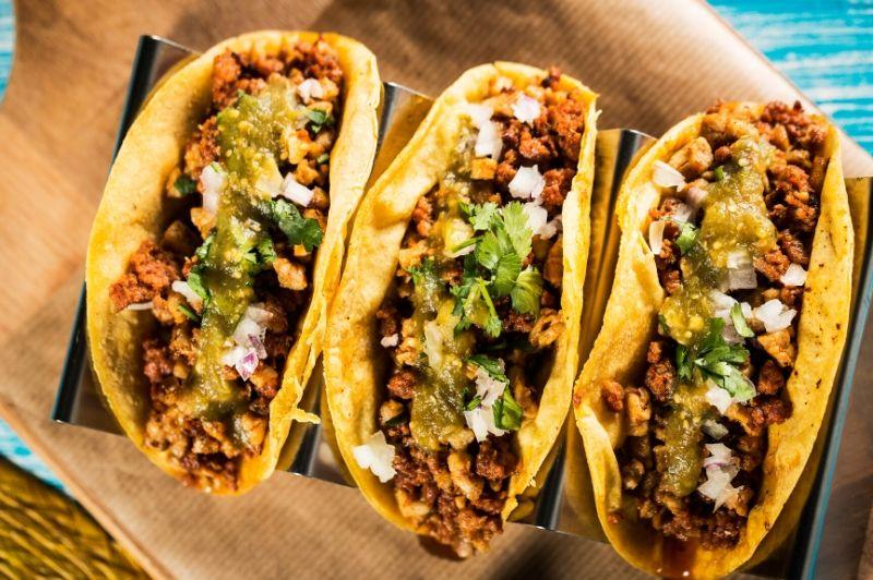 Tacos - Cortesía