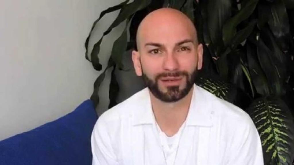 Vidente Fernando Javier - Cortesía