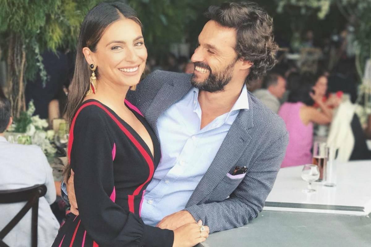 Ana Brenda Contreras e Iván Foto Cortesía