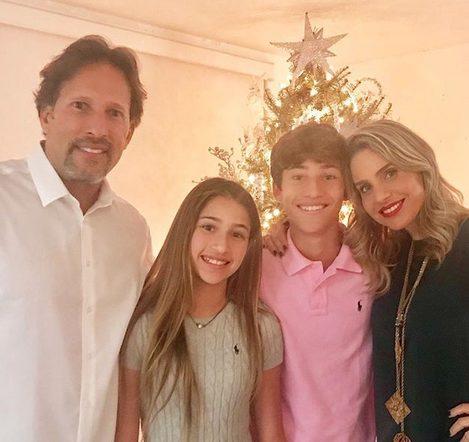 Familia Hurtado Requena - Cortesía