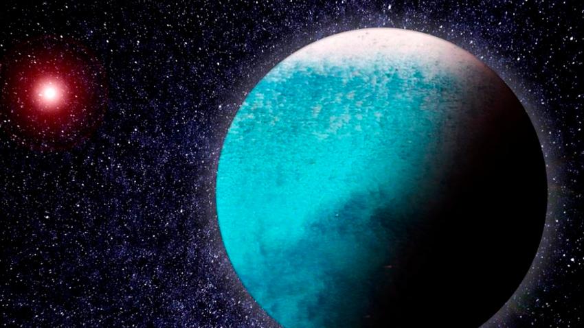 Planeta LHS1140B- Foto Cortesía
