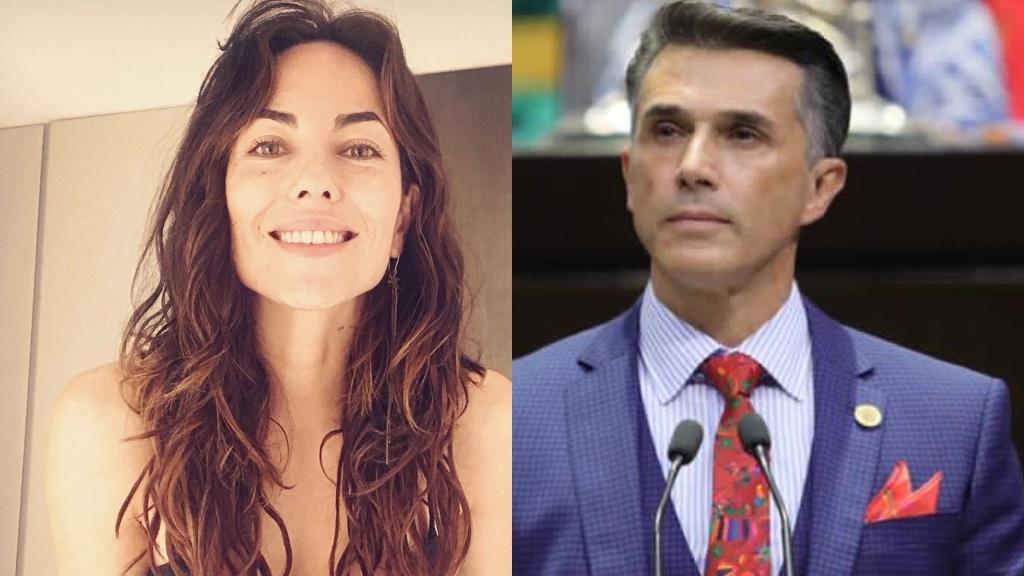 Bárbara Mori y Sergio Mayer - Cortesía