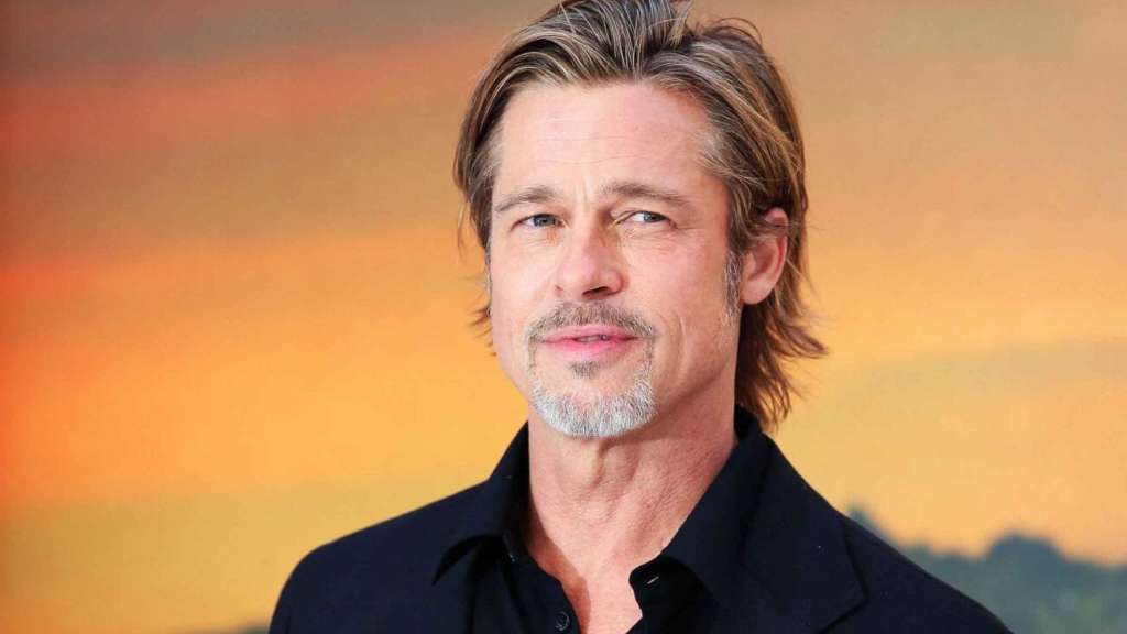 Brad Pitt- Foto Cortesía