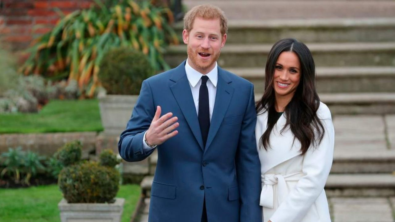 El príncipe Harry y Meghan de Sussex- Foto Cortesía