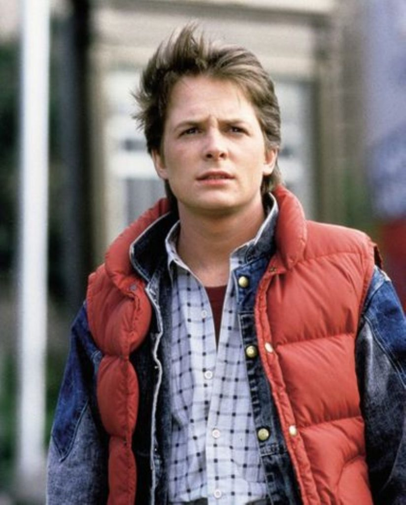 Michael J. Fox Foto Cortesía