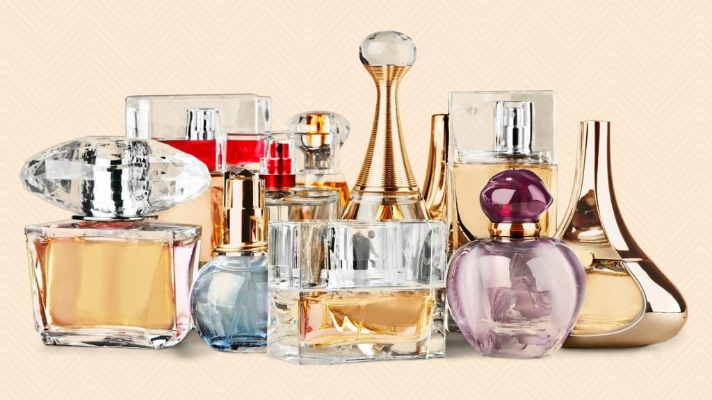Perfumes - Cortesía