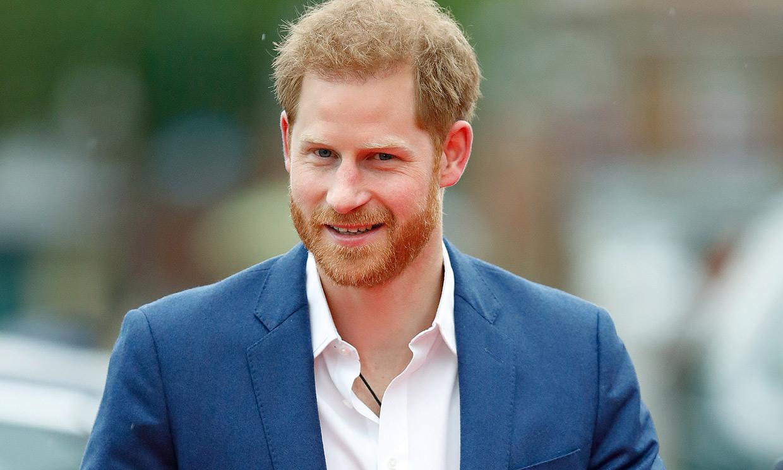 Príncipe Harry- Foto Cortesía