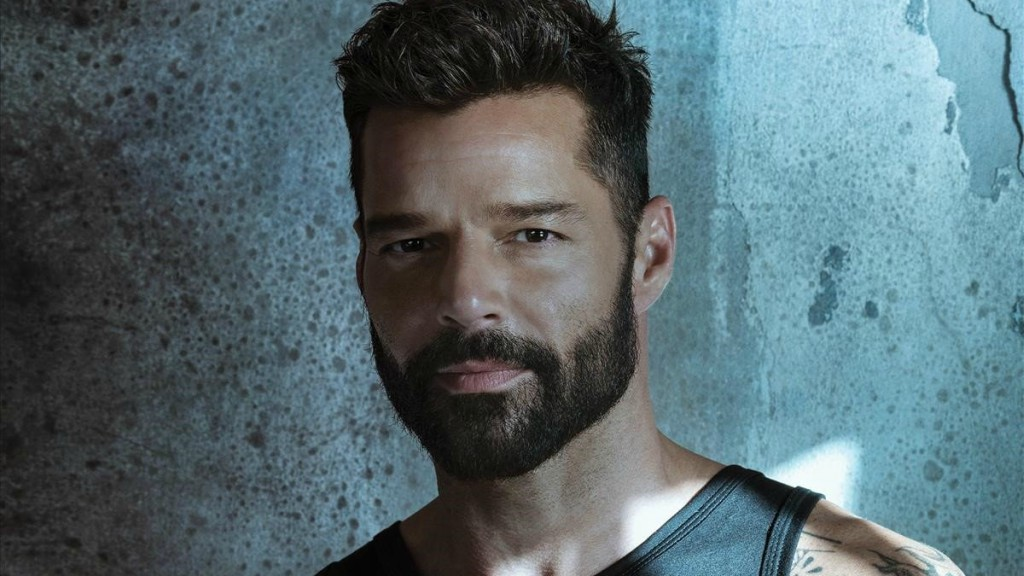Ricky Martin- Foto Cortesía