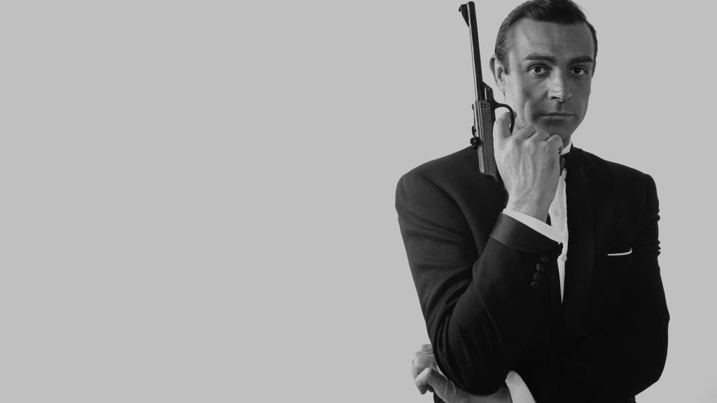 Sean Connery- James Bond- Foto Cortesía