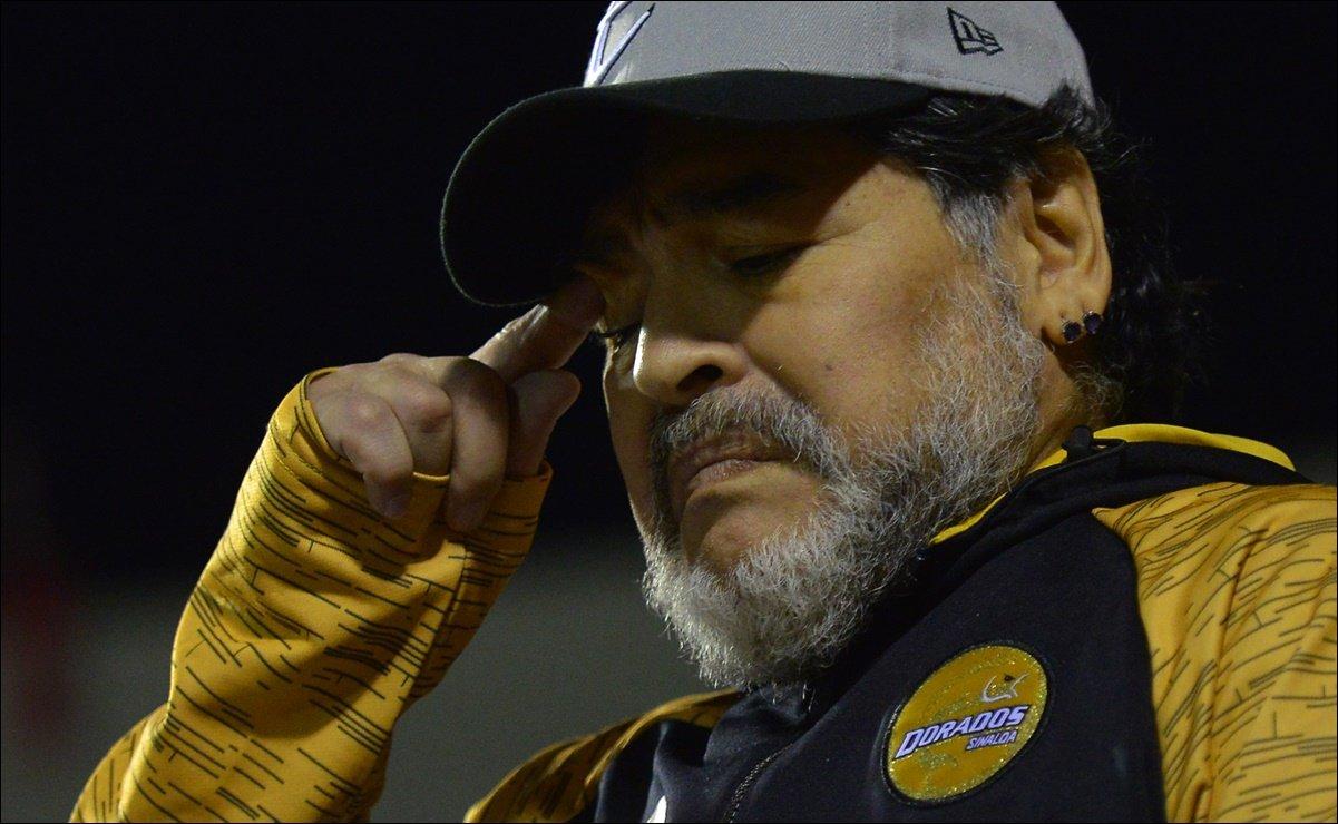 Maradona- Foto Cortesía