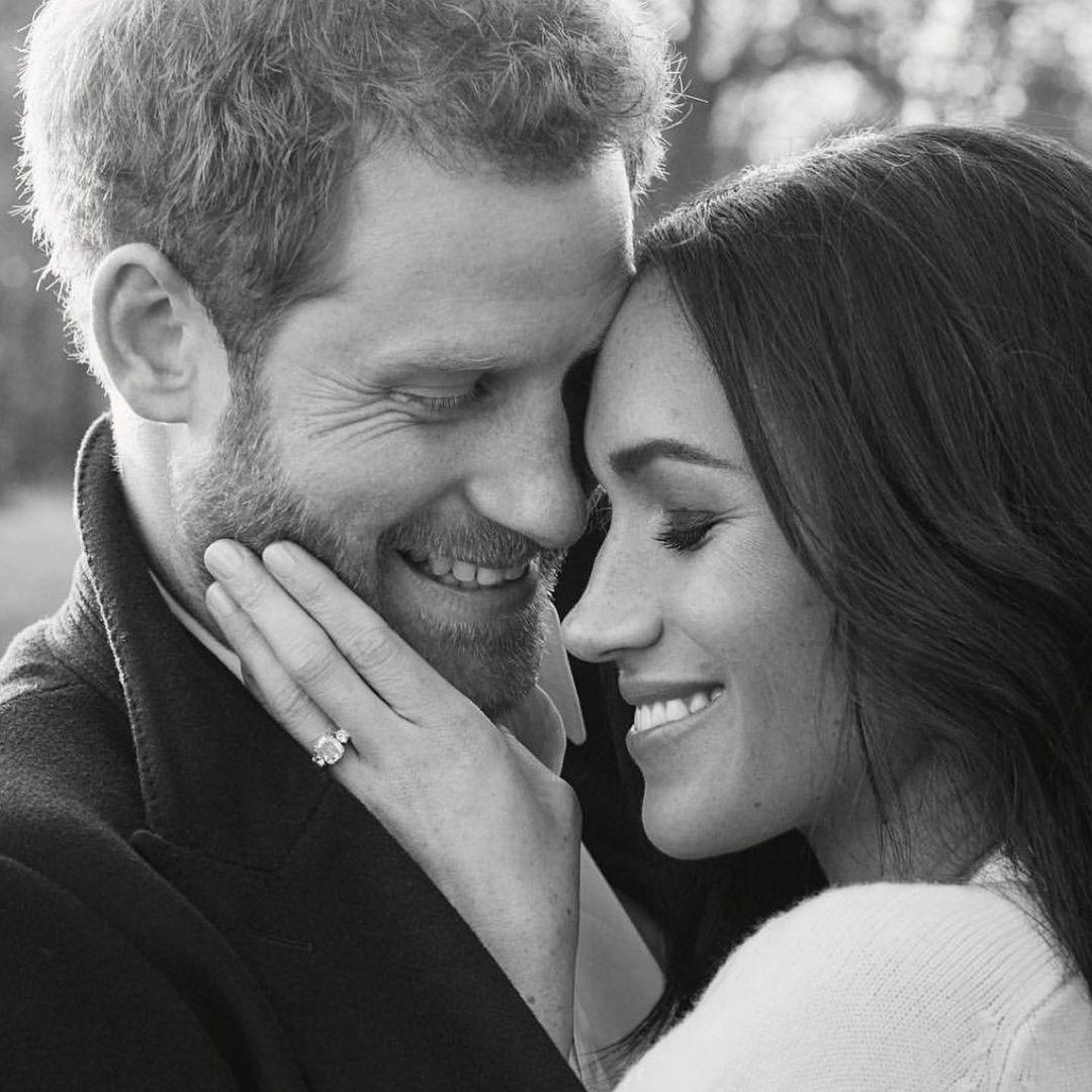 Príncipe Harry y Meghan Markle - Cortesía