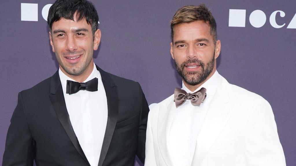 Ricky Martin y Jwan Yosef - Cortesía