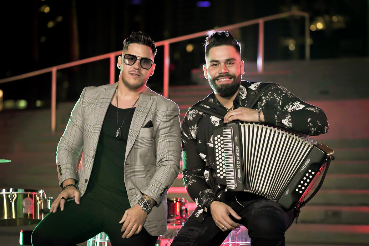 Roimer Prado y Orlando Simancas