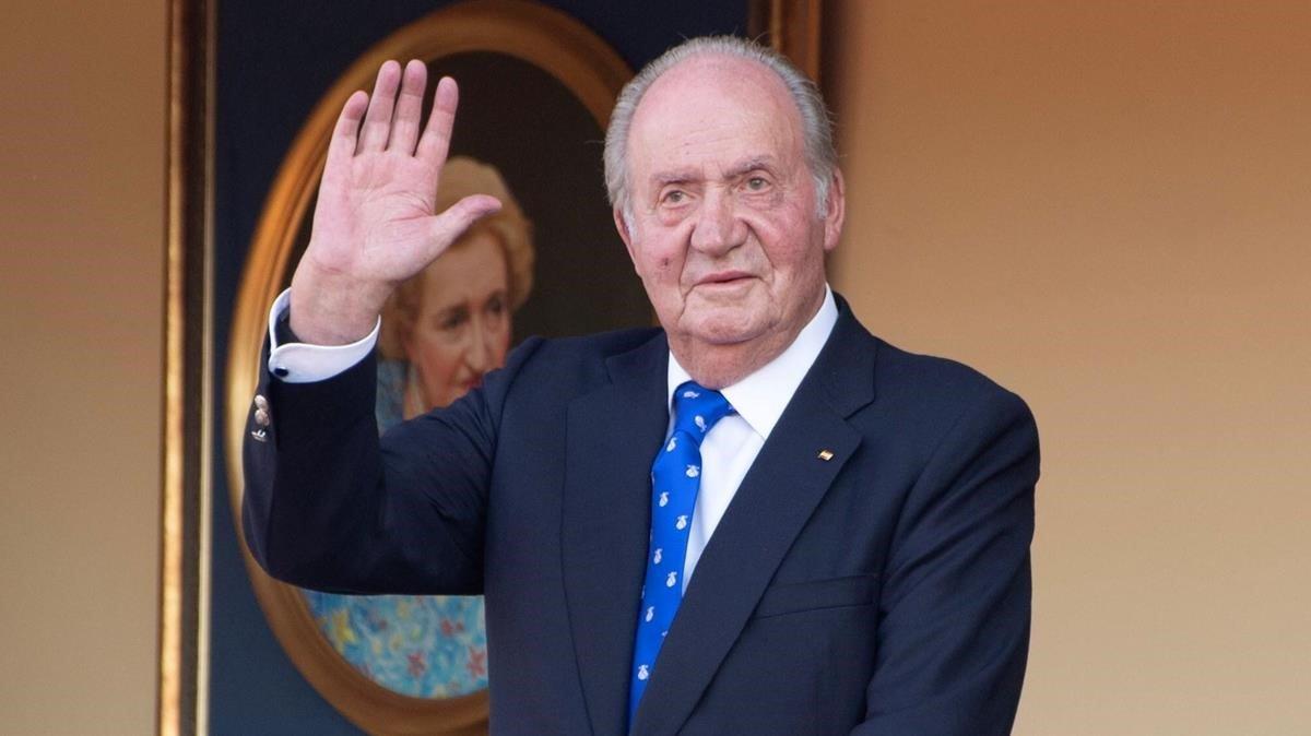 Juan Carlos I de España - Cortesía