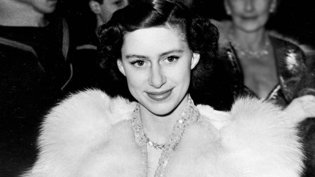La princesa Margarita de Windsor - Cortesía