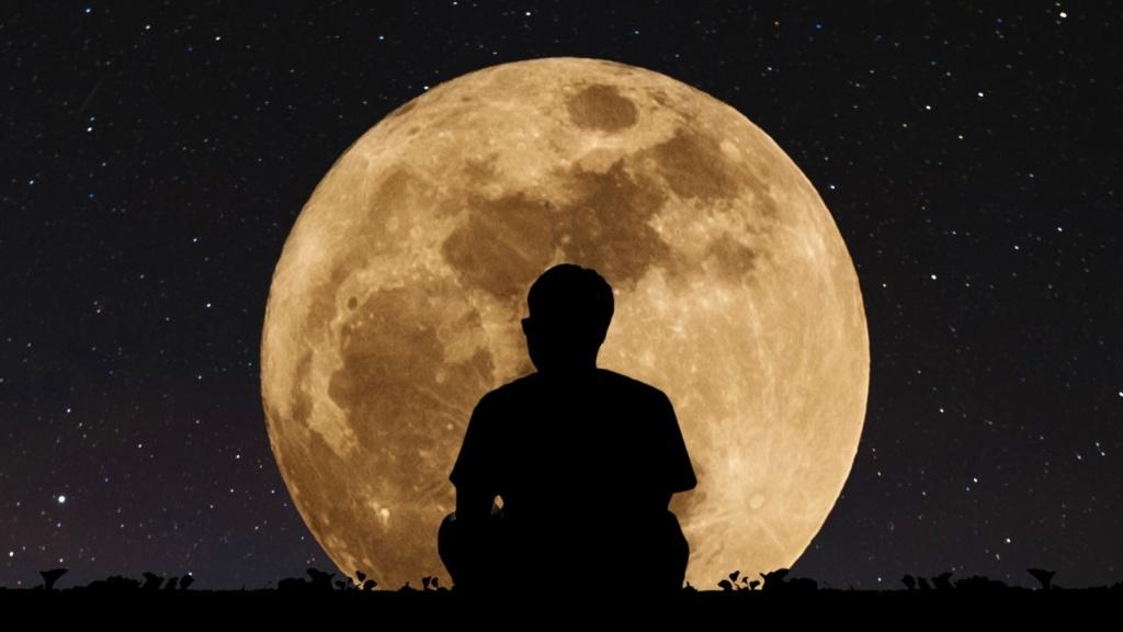 Ritual de luna llena - Cortesía