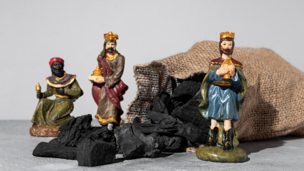 Semana de reyes, saco de Epifanía - Cortesía