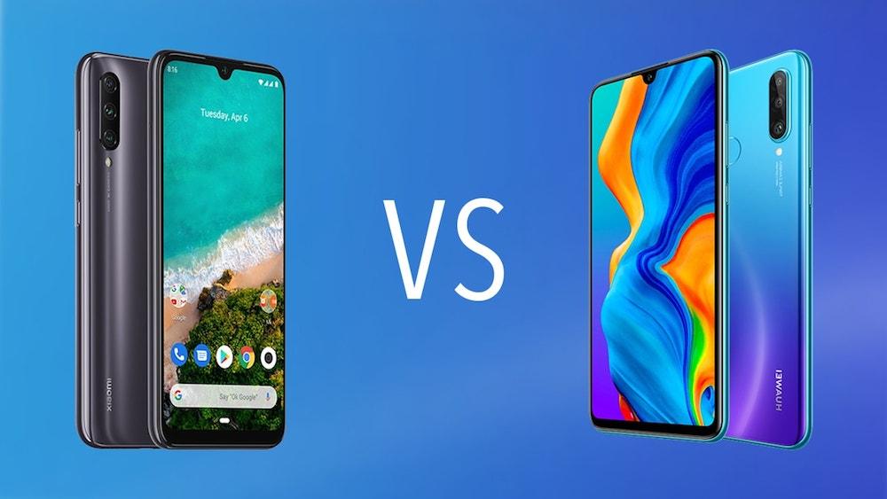 Xiaomi vs Huawei - Cortesía