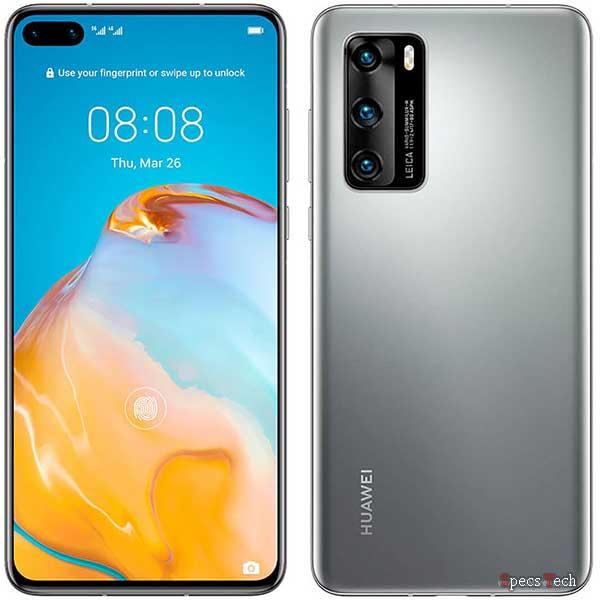Huawei P40 - Cortesía