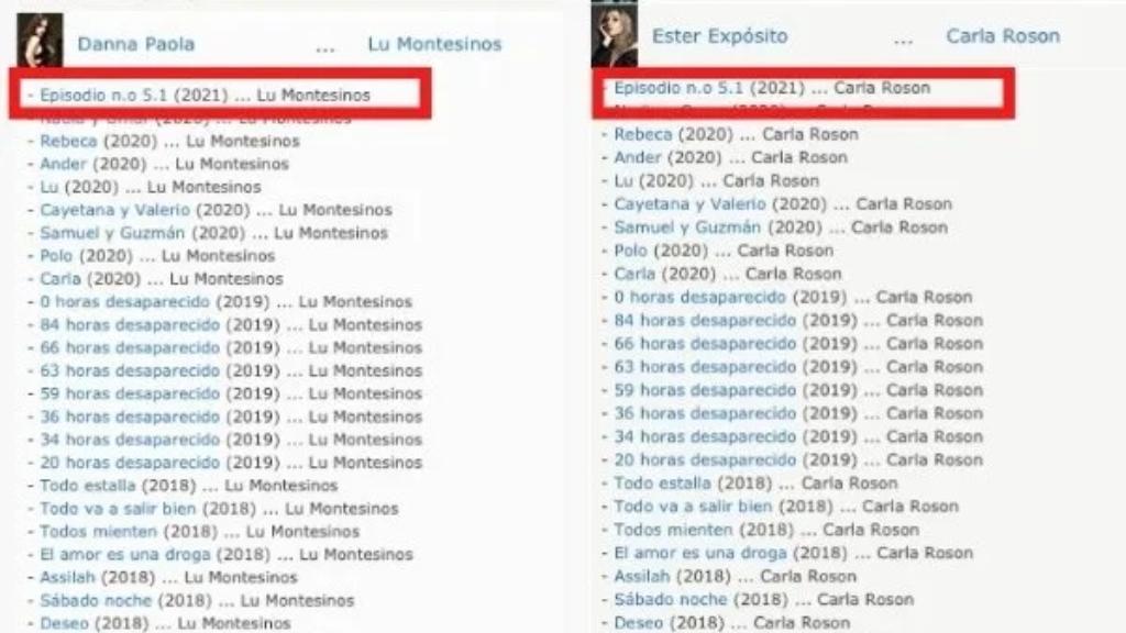 ¿Danna Paola y Ester Esposito estarán en la quinta entrega de Élite?