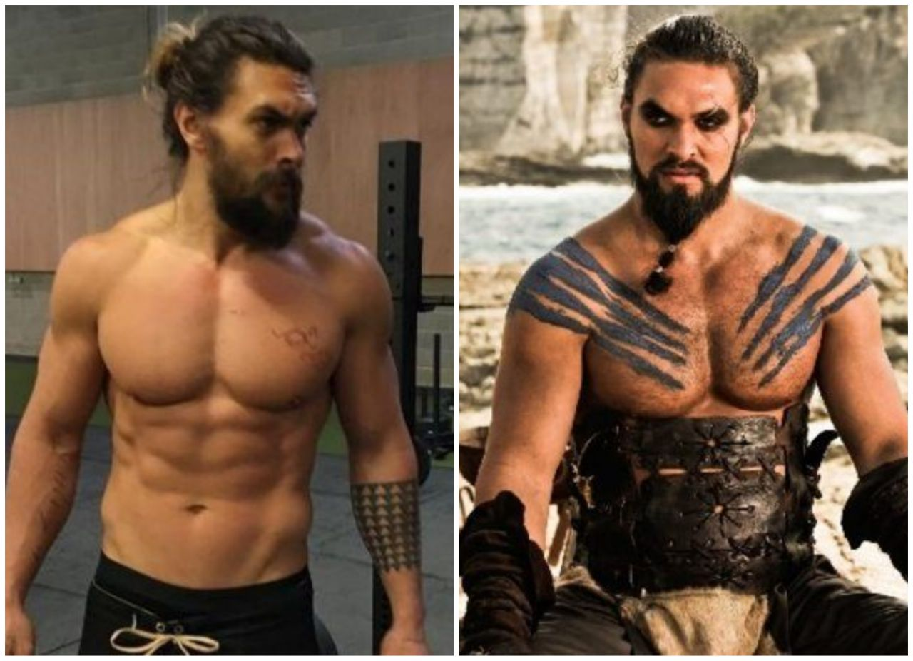 Khal Drogo - Cortesía