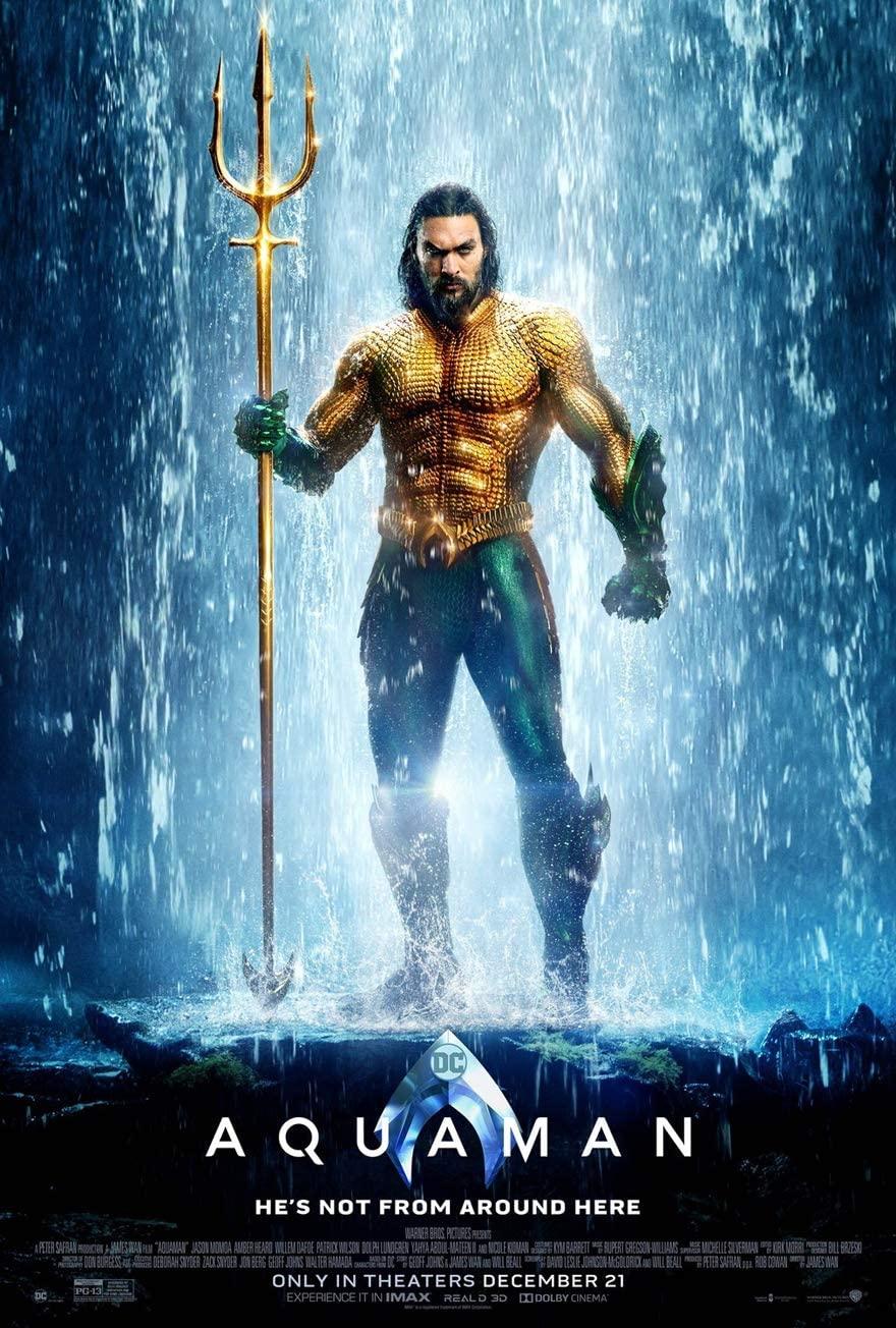 Aquaman - Cortesía