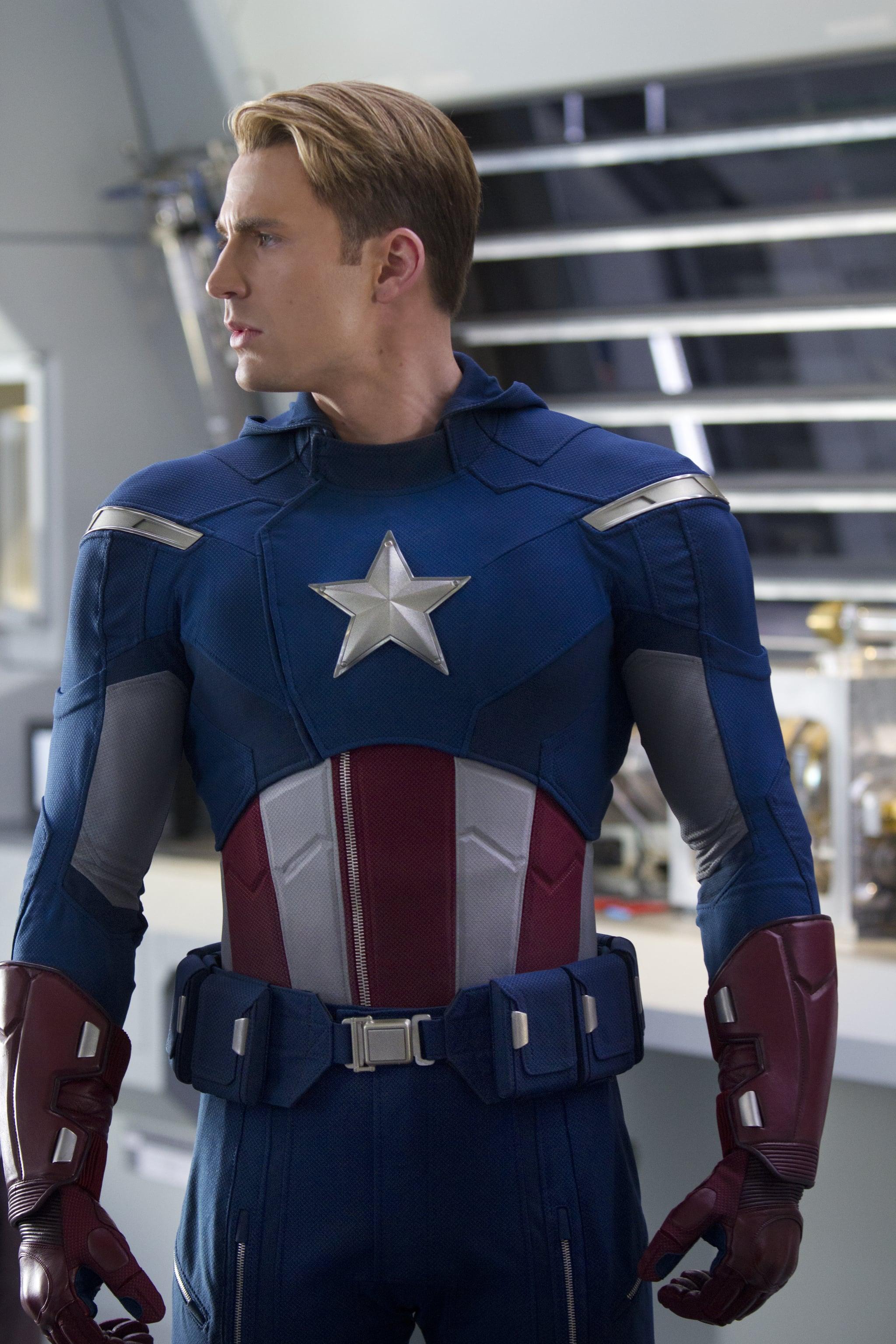 Captain America - Cortesía