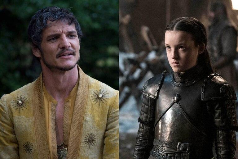 Oberyn Martell y Lyanna Mormont