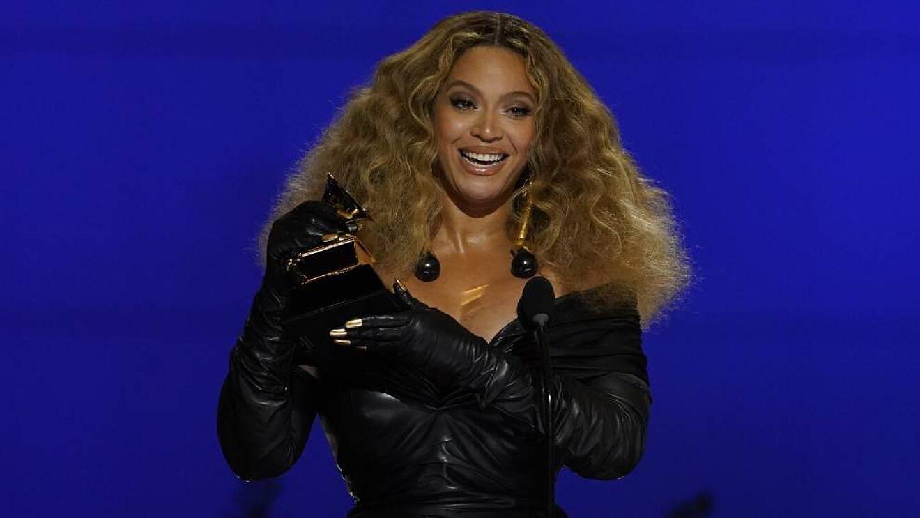 Beyoncé en los Grammy