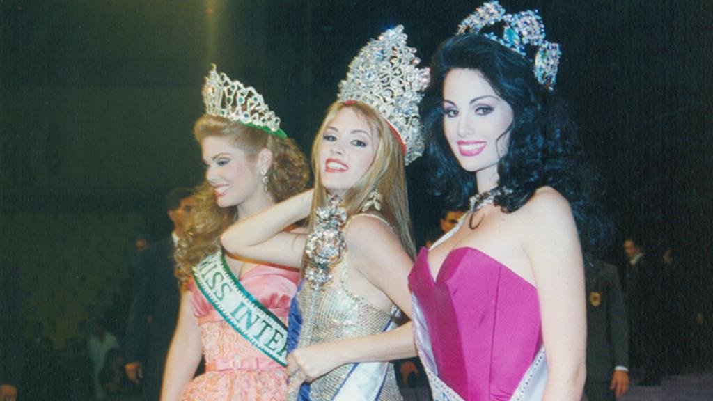 Miss Venezuela en los 90 - Cortesía