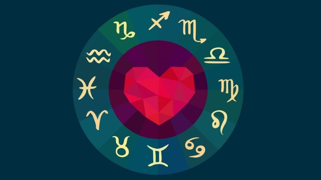 Signos del zodíaco - Cortesía